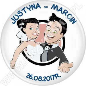 Justyna and Marcin