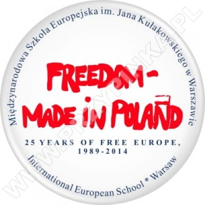 FREEDOM - made in Poland