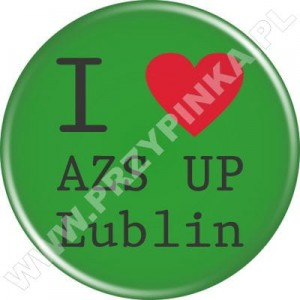 I love AZS UP Lublin