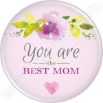 You are the best MOM - magnes 56mm