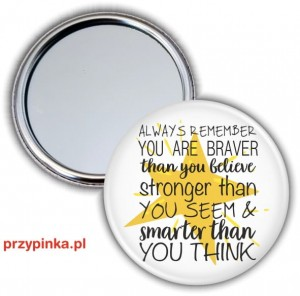 You are braver than You believe... - lusterko 56mm