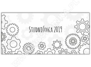Zaproszenia Na Studniówkę 2019 Przypinkapl