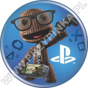 Przypinki Little Big Planet – PlayStation Polska